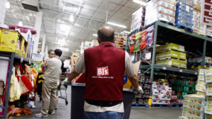 BJ's Wholesale Club: Website Redesign