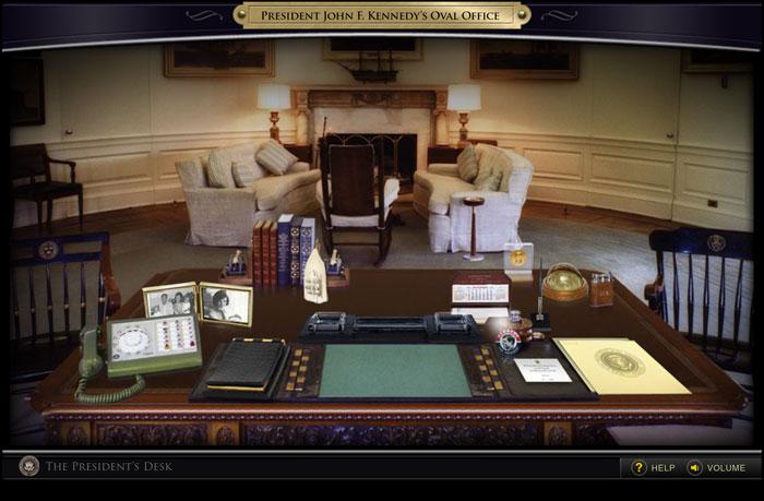 john f  kennedy presidential library   u0026 39 the president u0026 39 s