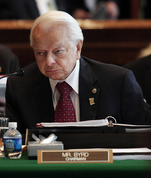 Semiotic Analysis of Robert Byrd's Senate Floor Speech on Iraq War Decision